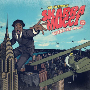 Skarra Mucci - Greater Than Great LP